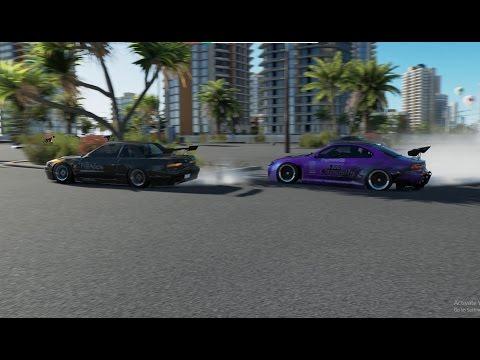 Forza Horizon 3 RAW Drift and Tandem