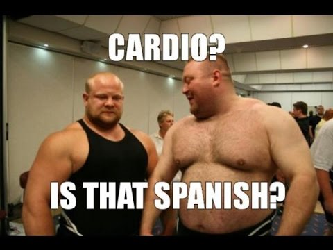 What Is The Best Form Of Cardio??? - YouTube
