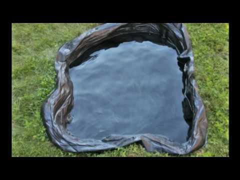 SICCE - HAPPY POND KIT: unique pre-formed flexible pond kit