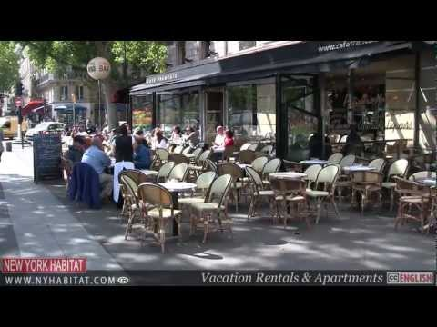 Paris, France - Video Tour of the Bastille Neighborhood (Par