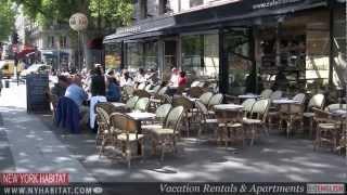 Paris, France - Video Tour of the Bastille Neighborhood (Part 1)