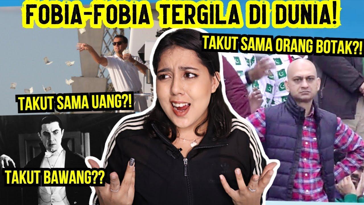Phobia2 TERANEH (dan ter-WTF) SEDUNIA!