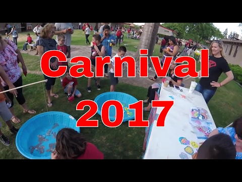 Carnival 2017 Kerman-Floyd Elementary