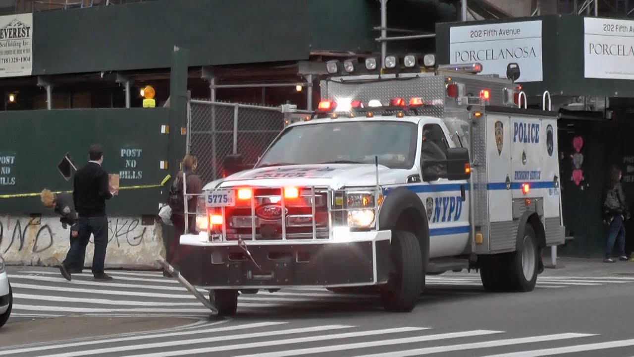 New york police department nypd big collection youtube for Bureau new york