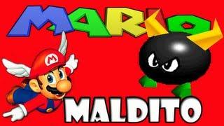 Mario 64: Fase da Lava XD