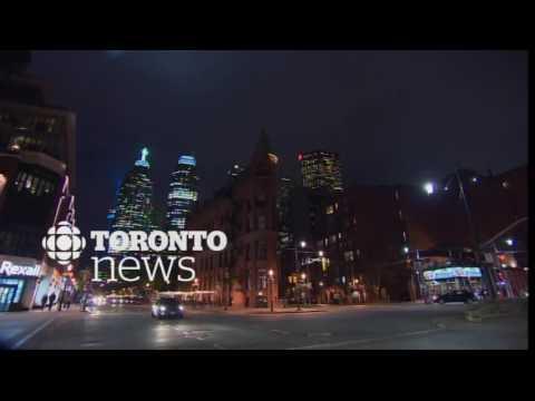CBC Toronto News open - 2017