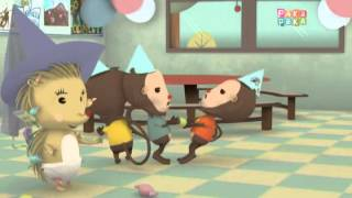 Minimalitos: Cumpleaños - Canal Pakapaka