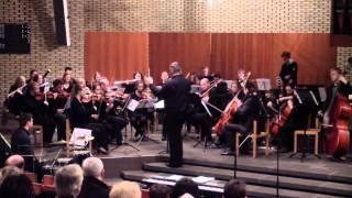 UniOrchester Wuppertal - Dvorak: Slawischer Tanz op.46, Nr. 1