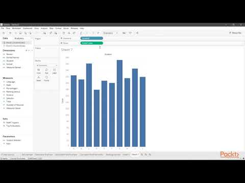 Advanced Data Visualization Solutions: Creating Sets| packtpub.com