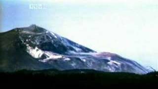 Mount St. Helens Erupting on video