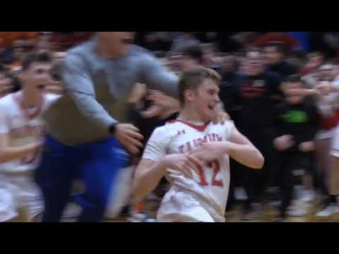 Luke Howes' buzzer-beater lifts Fairview in sectional final