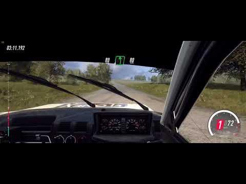Dirt Rally 2.0 #0 J'aime le frein à main