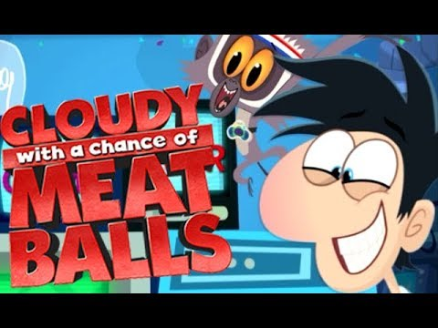 Cloudy with Chance of Meatballs: Infinite Steve (Cartoon Network Games)