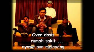 Gambar cover Bondan Prakoso and Fade 2 black   Narkoba lyric