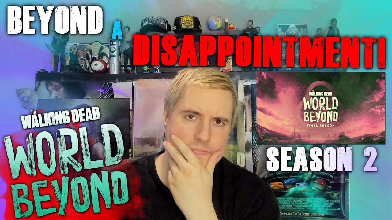Download Walking Dead World Beyond, Beyond a Disappointment!