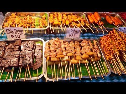 AMAZING BBQ Street Food | IHAW IHAW in the Philippines 2017 !! PART 2