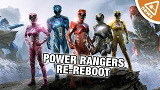 The Power Rangers Movie Reboot… Is Getting Rebooted! (Nerdist News w/ Jessica Chobot)
