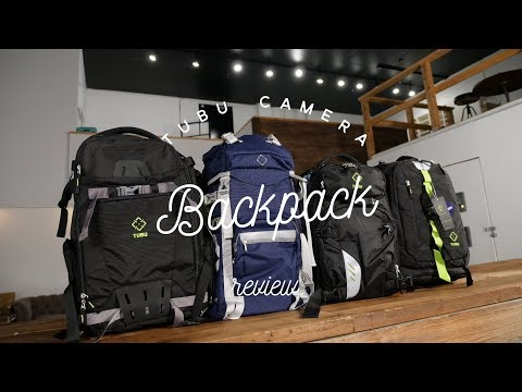 Tubu Backpack Comparison Review