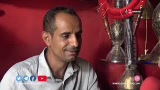 ابن مهرة │  المداعة شيشة اليمنيين│محمد الصلوي