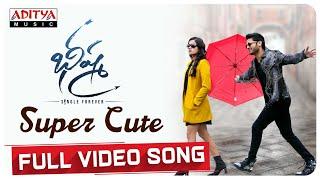 Super Cute Full Video Song | Bheeshma Movie | Nithiin, Rashmika| Venky Kudumula | Mahati Swara Sagar Thumb