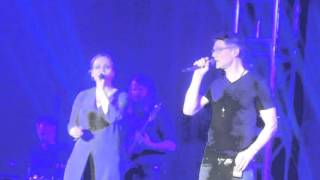 a-ha Crying in the Rain @ Rockhal, Luxembourg, 27/04/2016