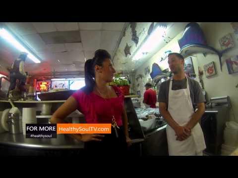Metropolitan Fish Market On Healthy Soul