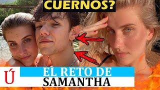 ¡Cuernos! Samantha ante el reto de su vida con Flavio tras OT 2020 ¿Lo superará?