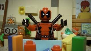 Лего Дэдпул 2 — Русский Трейлер