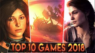 TOP 10 BEST GAMES 2018 PC