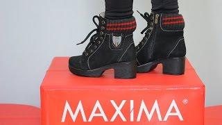 Обзор зимней обуви на низком ходу размеров 33, 34, 35