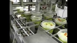 Фасовка капусты и салатов: фасовка квашеной капусты