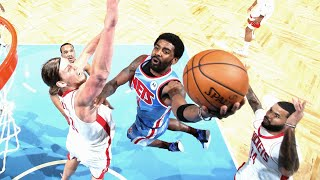 Kyrie Irving Highlights | 31 Points Vs. Houston Rockets