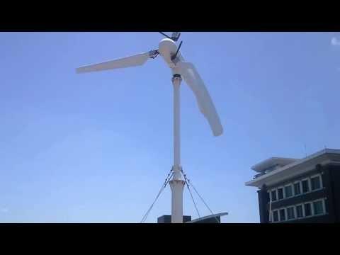 VES Green Energy On Grid System