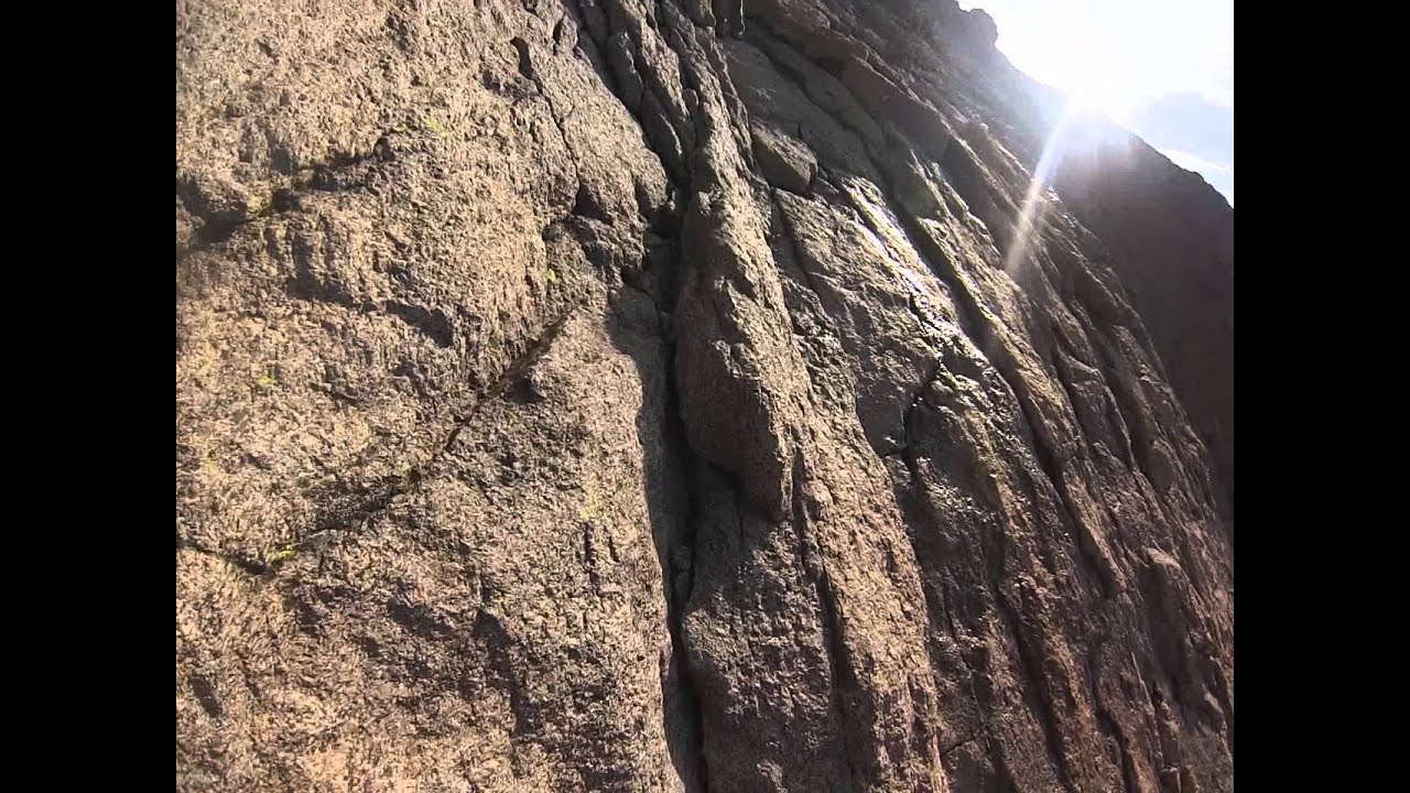 Longs Peak Homestretch