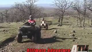 ATV Television - California Wild Boar Hunt by ATVs