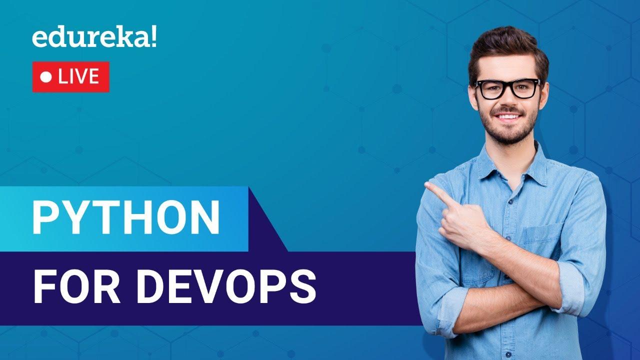 Python for DevOps | How to use DevOps with Python | Python Training