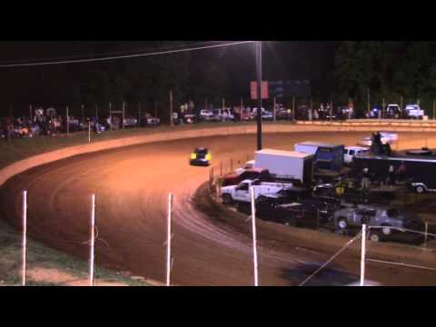 Winder Barrow Speedway Advanced Four Cylinders 5/23/15