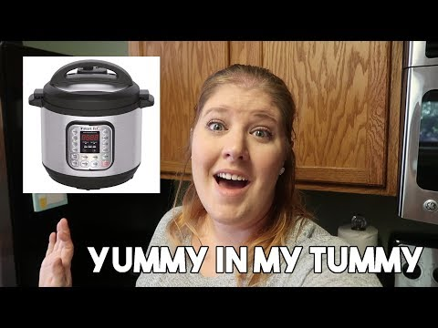 Instant Pot | Cook With Me | Ground Beef Recipes