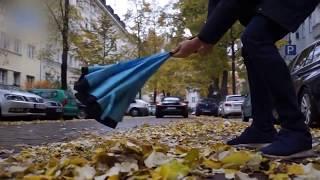 видео Зонты полуавтоматы – купить с доставкой по Москве и всей России