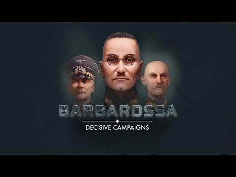 Decisive Campaigns:  Barbarossa Twitch Preview!