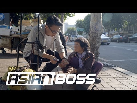 We surprised a Korean grandma living on $2 a day | ASIAN BOSS thumbnail