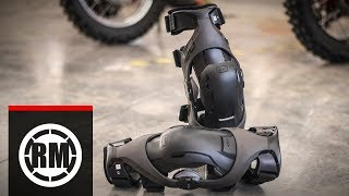 POD MX K4 2.0 Motocross Knee Braces