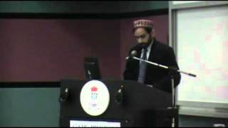 Ahmadiyya Muslim Community - Nova Scotia - Interfaith Symposium - Part 1