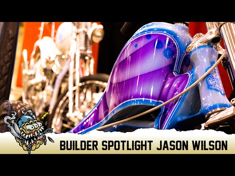 Builder Spotlight - Jason Wilson of Sacred Steel