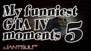 My funniest GTA IV PC moments 5