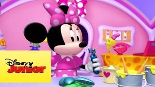 Minnie Toons: Problemas em Dobro