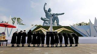 ناغازاكي تحيي الذكرى السبعين للهجوم النووي    9-8-2015