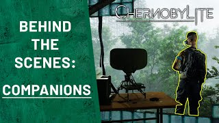 About that companions... - Behind the Scenes of Chernobylite 1