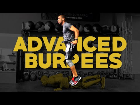 Advanced Burpees