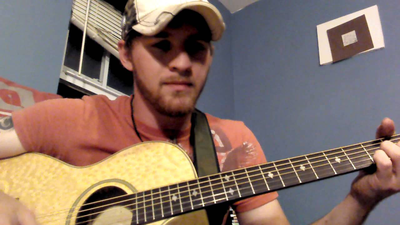 You Promised - Brantley Gilbert (cover) - YouTube